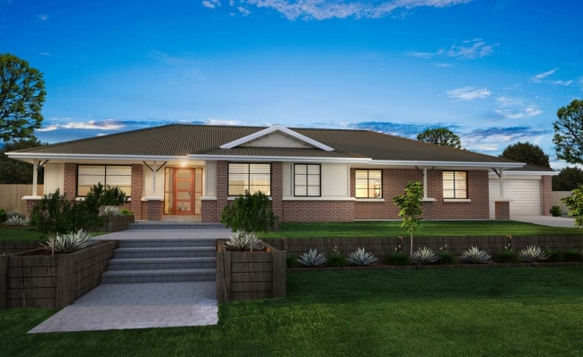 New homes qld queensland aussie construction for New construction ranch homes