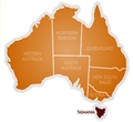 TAS Tasmania Australia