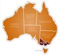 VIC Victoria Australia