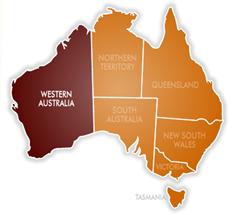 WA Western Australia