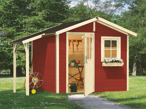 garden sheds fences lawns aussie construction - Garden Sheds Vic